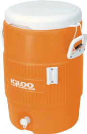 5 Gallon | Igloo Drinks Cooler (Blue)